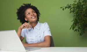 black-woman-dreaming